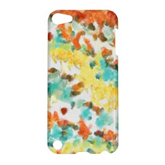 Retro watercolors                                                     			Apple iPod Touch 5 Hardshell Case