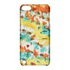 Retro watercolors                                                     Apple iPod Touch 5 Hardshell Case with Stand