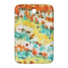 Retro watercolors                                                     			Samsung Galaxy Note 8.0 N5100 Hardshell Case