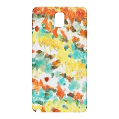Retro watercolors                                                     			Samsung Galaxy Note 3 N9005 Hardshell Back Case