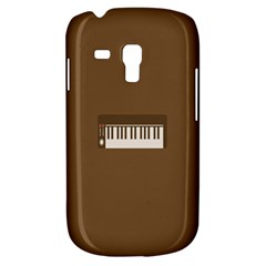 Keyboard Brown Galaxy S3 Mini