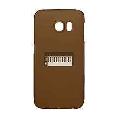 Keyboard Brown Galaxy S6 Edge