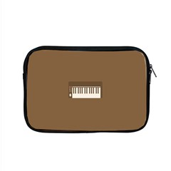 Keyboard Brown Apple Macbook Pro 15  Zipper Case