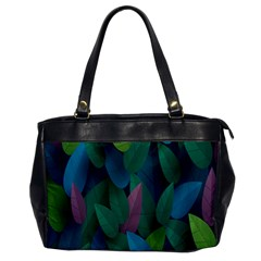 Leaf Rainbow Office Handbags