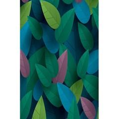 Leaf Rainbow 5.5  x 8.5  Notebooks