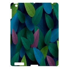 Leaf Rainbow Apple iPad 3/4 Hardshell Case