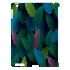 Leaf Rainbow Apple iPad 3/4 Hardshell Case (Compatible with Smart Cover)