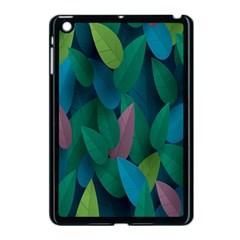 Leaf Rainbow Apple iPad Mini Case (Black)