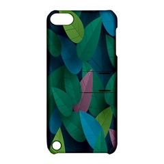 Leaf Rainbow Apple iPod Touch 5 Hardshell Case with Stand