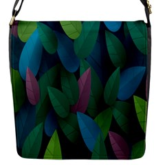 Leaf Rainbow Flap Messenger Bag (S)
