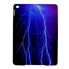 Lightning Electricity Elements Danger Night Lines Patterns Ultra iPad Air 2 Hardshell Cases