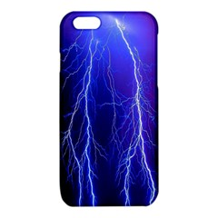 Lightning Electricity Elements Danger Night Lines Patterns Ultra iPhone 6/6S TPU Case
