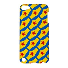 Images Album Heart Frame Star Yellow Blue Red Apple iPod Touch 5 Hardshell Case