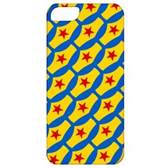 Images Album Heart Frame Star Yellow Blue Red Apple iPhone 5 Classic Hardshell Case