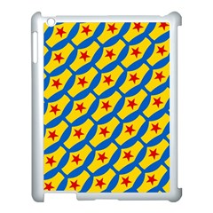 Images Album Heart Frame Star Yellow Blue Red Apple iPad 3/4 Case (White)