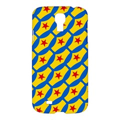 Images Album Heart Frame Star Yellow Blue Red Samsung Galaxy S4 I9500/I9505 Hardshell Case