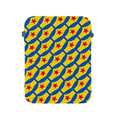 Images Album Heart Frame Star Yellow Blue Red Apple iPad 2/3/4 Protective Soft Cases