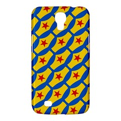 Images Album Heart Frame Star Yellow Blue Red Samsung Galaxy Mega 6.3  I9200 Hardshell Case