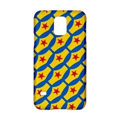 Images Album Heart Frame Star Yellow Blue Red Samsung Galaxy S5 Hardshell Case
