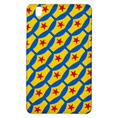 Images Album Heart Frame Star Yellow Blue Red Samsung Galaxy Tab Pro 8.4 Hardshell Case