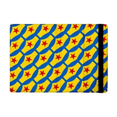 Images Album Heart Frame Star Yellow Blue Red iPad Mini 2 Flip Cases