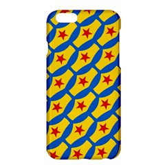 Images Album Heart Frame Star Yellow Blue Red Apple iPhone 6 Plus/6S Plus Hardshell Case