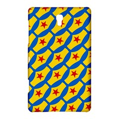 Images Album Heart Frame Star Yellow Blue Red Samsung Galaxy Tab S (8.4 ) Hardshell Case