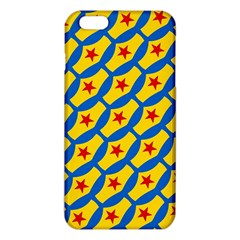Images Album Heart Frame Star Yellow Blue Red iPhone 6 Plus/6S Plus TPU Case