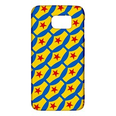 Images Album Heart Frame Star Yellow Blue Red Galaxy S6