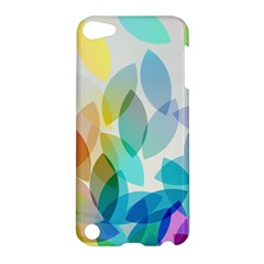 Leaf Rainbow Color Apple iPod Touch 5 Hardshell Case