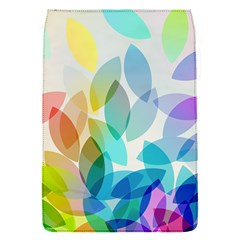 Leaf Rainbow Color Flap Covers (S)