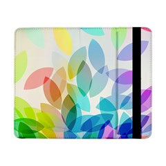 Leaf Rainbow Color Samsung Galaxy Tab Pro 8.4  Flip Case