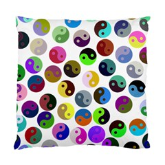 Ying Yang Seamless Color Cina Standard Cushion Case (One Side)