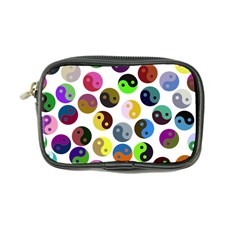 Ying Yang Seamless Color Cina Coin Purse