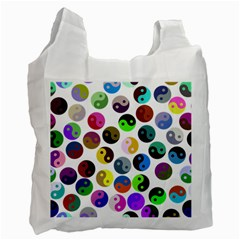 Ying Yang Seamless Color Cina Recycle Bag (Two Side)