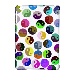 Ying Yang Seamless Color Cina Apple iPad Mini Hardshell Case (Compatible with Smart Cover)
