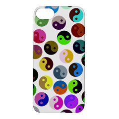 Ying Yang Seamless Color Cina Apple iPhone 5S/ SE Hardshell Case