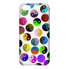 Ying Yang Seamless Color Cina Apple iPhone 5C Hardshell Case
