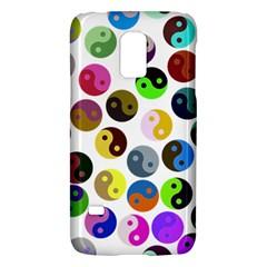 Ying Yang Seamless Color Cina Galaxy S5 Mini