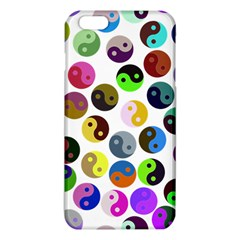 Ying Yang Seamless Color Cina iPhone 6 Plus/6S Plus TPU Case