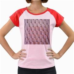Jared Flood s Wool Cotton Women s Cap Sleeve T-Shirt