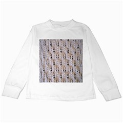 Jared Flood s Wool Cotton Kids Long Sleeve T-Shirts