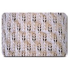 Jared Flood s Wool Cotton Large Doormat