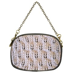 Jared Flood s Wool Cotton Chain Purses (One Side)