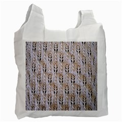 Jared Flood s Wool Cotton Recycle Bag (One Side)
