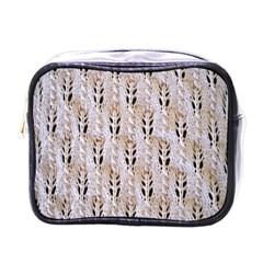 Jared Flood s Wool Cotton Mini Toiletries Bags