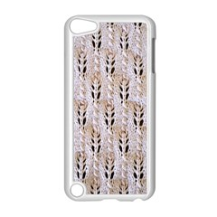 Jared Flood s Wool Cotton Apple iPod Touch 5 Case (White)