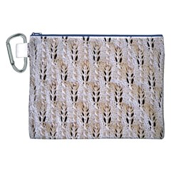 Jared Flood s Wool Cotton Canvas Cosmetic Bag (XXL)