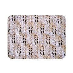 Jared Flood s Wool Cotton Double Sided Flano Blanket (mini)