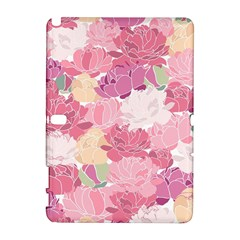 Peonies Flower Floral Roes Pink Flowering Galaxy Note 1